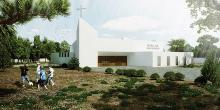 Projeto da Igreja de S. Paulo - Patacão