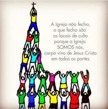 A Igreja somos nós