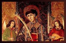 S. Vicente, diácono e mártir